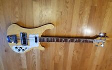 1974 Original Rickenbacker 4001 Mapleglo Electric Bass Vintage - USA Made
