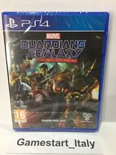 MARVEL GUARDIANS OF THE GALAXY TELLTALE SERIES - SONY PS4 - NUOVO NEW SEALED PAL