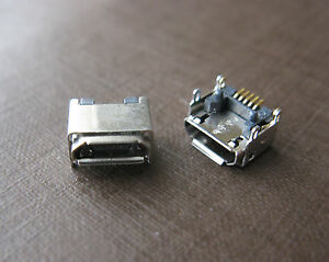 """Micro USB Charging Port AC Replacement 7"""" INCH Amazon Kindle Fire 2nd Generation"""