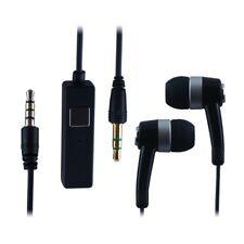 Headset Stereo Kopfhörer Forever 3,5 mm Apple iPhone iPad BlackBerry HTC schwarz