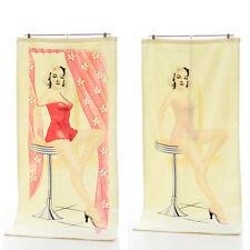Sexy Beauty Tempreture Sensor Color Change Clothes Undress Take Off Bath Towels