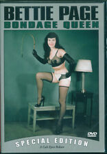 Bettie Page Bondage Queen - Brand New DVD! Ships First Class with Tracking