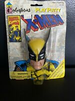 COLORFORMS MARVEL XMEN WOLVERINE PLAY PUTTY NEVER OPENED