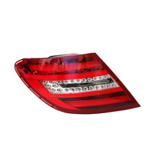 LED Tail Light Rear Lamp LEFT Fits MERCEDES W204 C204 Coupe Sedan 2011-2014
