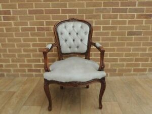 French Style Compact Armchair
