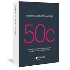 SAGE 50c Accounts Essentials - 12 Month Subscription
