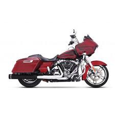 "Harley Rinehart Carreras Moto Pro 4.5"" Escape Tüv ABE Negro Milwaukee 8 117"""