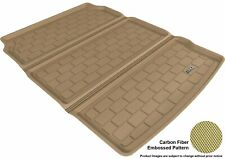 For 11-16 BMW 528i 535d 535d 535i 535i xDrive Kagu Tan All Weather Cargo Liner