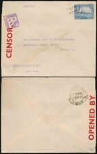 Protectorate Military, War British Colonies & Territories Cover Stamps