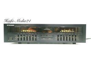 Pioneer GR-551 HIFI Stereo 2 x 7 Band Graphic Equalizer EQ 12 Monate Gewährl.