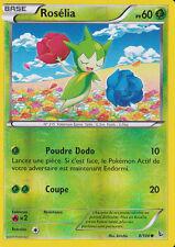 Rosélia Reverse - XY2:Etincelles - 8/106 - Carte Pokemon Neuve Française