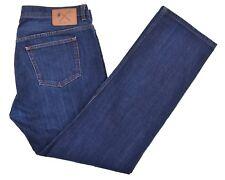 A.P.C APC Madras Medium Blue 5 Pocket Button Fly Denim Jeans 34 x 30