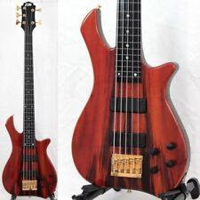ZON Legacy Elite 5-String Fretless Electric Bass guitar