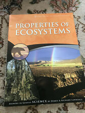 God's Design for Chemistry and Ecology: Properties of Ecosystems by D & R Lawren