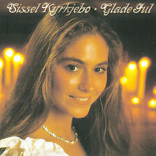 Norwegian  Import Sissel Kyrkjebo CD Glade Jul rare OOP