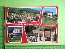 MARCHE - SARNANO (MC) - VARIE VEDUTE  -  13910