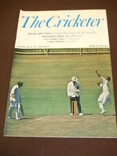 THE CRICKETER - BETTING AND CRICKET - March 1972
