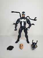 """Marvel Legends Hasbro Monster Venom BAF wave Eddie Brock 6"""" Spiderman Pork Grind"""