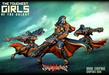 Raging Heroes Iron Empire Sniper Unit