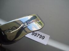 "LH Ping Scottsdale TR B60 Putter 35"" Adj Steel Putter USED #99799"