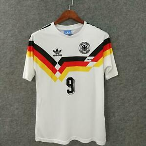 1990 Deutschland Heim Trikot