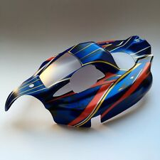 HoBao Hyper 7 TQ2  Body Shell Blue Red Bodyshell