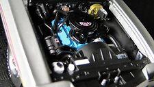 1970s GTO Pontiac Drag Race Car Hot Rod 1 24 Carousel Silver 12 Model 18