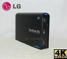 NEW External LG WH16NS40 Blu-ray drive firmware 1.02 4K, Ultra HD, UHD Friendly!