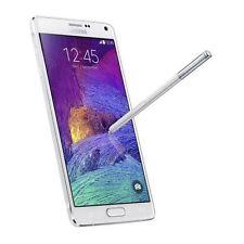 Nuevo Blanco Samsung Galaxy Note 4 Duos N9100 Unlocked Smartphone DUAL SIM 16GB