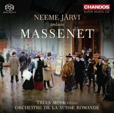 Massenet - Neeme Jarvi Conducts Massenet [New SACD] Hybrid SACD