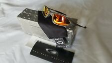 NEW  RARE OAKLEY X-METAL PENNY RUBY IRIDIUM LENSES X-MEN GLASSES  L@@K!!!