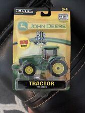 New - 2005 Authentic Ertl John Deere Tractor 60th Anniversary Plastic Die Cast.