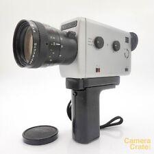 Braun Nizo Spezial 148 Super 8 Cine Film Camera - Tested & Working #S8-2273