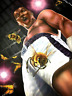 "Muhammad Ali  Butterfly n Bee 8"" x 10""  Photo Painting Portrait Classy Fine Art"
