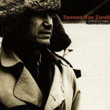 TOWNES VAN ZANDT - ABNORMAL  CD NEW!