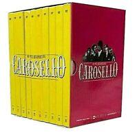 10 Dvd Box Cofanetto CAROSELLO - UN MITO INTRAMONTABILE nuovo