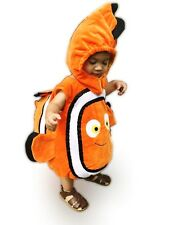 Nemo Clownfish Costume (Hat+body) ***please message me the size you want***