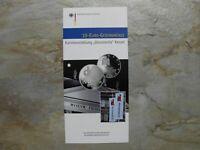 VfS Flyer für 10 Euro 2002 Kunstausstellung Documenta