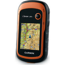 Garmin eTrex 20x Handheld GPS with Enhanced Memory & Resolution - 010-01508-00