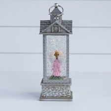 Angel Glitter Globe Lantern