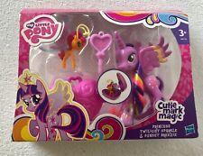 Brand New Hasbro My Little Pony Princess Sparkle & Sunset Breezie horses pack