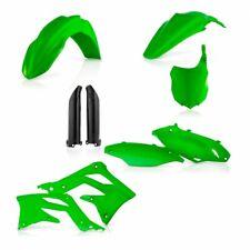 KAWASAKI PLASTIC KIT KXF450 2013 - 2015 ACERBIS GREEN FULL PLASTIC KIT
