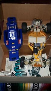 """VINTAGE RC10 Gold pan """"B"""" stamp STEALTH """" immaculate"""""""