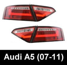 Audi A5 Coupé (07-11) rouge/clair Plasma Light Bar DEL Arrière Feux Arrière Feux