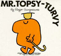 Mr. Topsy-Turvy by Roger Hargreaves 1972 Paperback