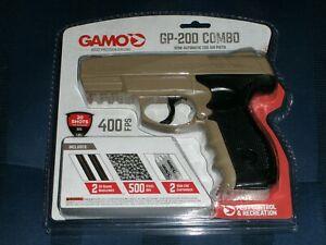 Gamo GP-200 Combo BB CO2 Pistol. New