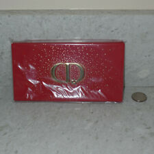 "New Cd Christian Dior Chinese Year Red Set of 8 Lucky Money Envelopes 6.75""x3.5"""