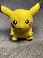 "Pokemon Pikachu Plush 10"" Officially Licensed 2011 Stuffed Animal Toy"