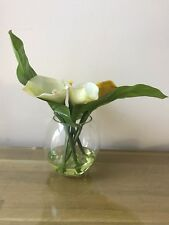 Target Calla Lily Water Look, Faux Flowers