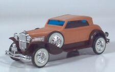 """Vintage Lucky Toys 1934 Duesenberg 5"""" Plastic Scale Model Antique Car"""